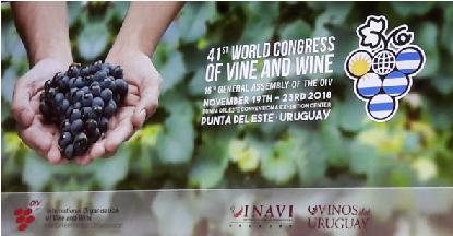 Congrès mondial de la Vigne et du Vin