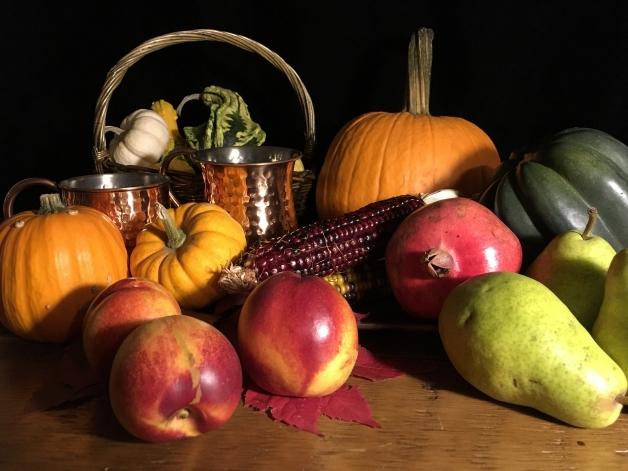 Assortiment de fruit et légumes