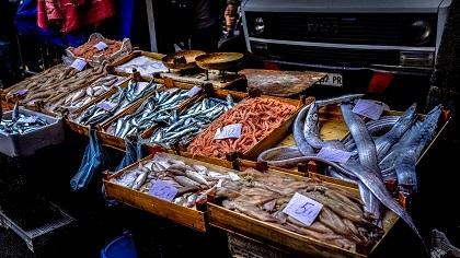 étale de poisson