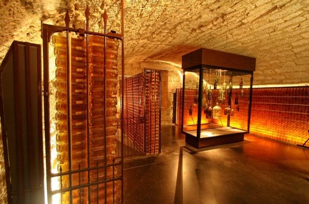 Cave à vin du Sud-Ouest (Monbazillac)
