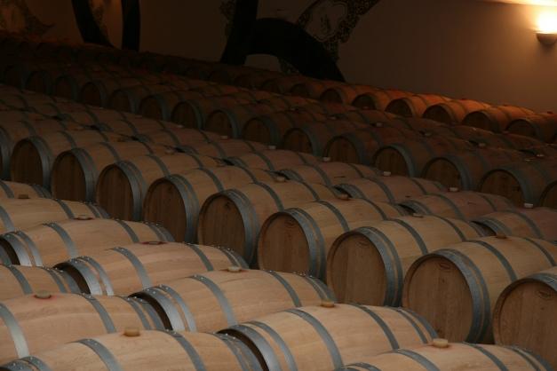 Stocks de vin