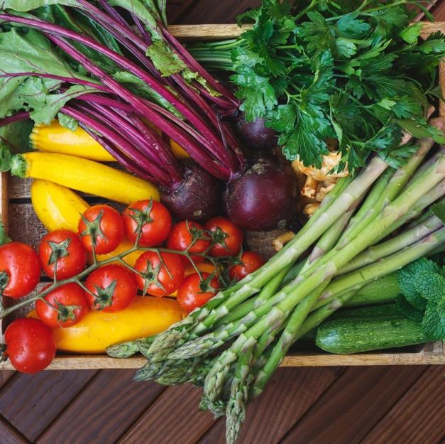 Casier de fruits et légumes