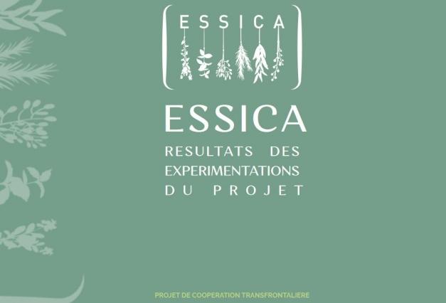 logo du projet Essica