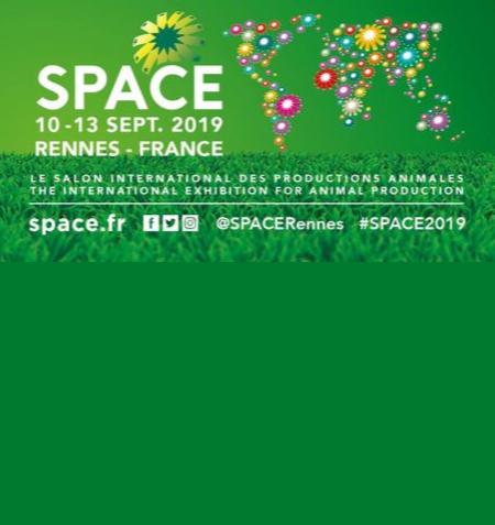 Logo du SPACE 2019