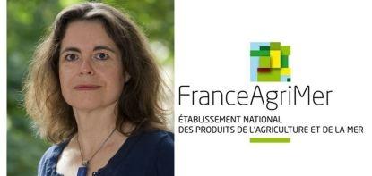 Christine Avelin, DG de FranceAgriMer