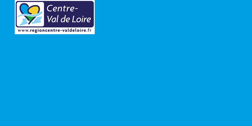 Centre Val de Loire Carte
