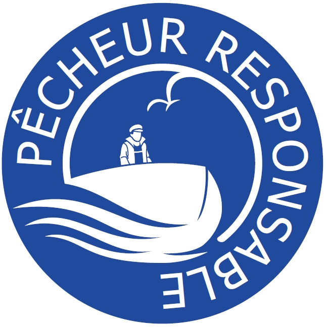 logo pêcheur responsable